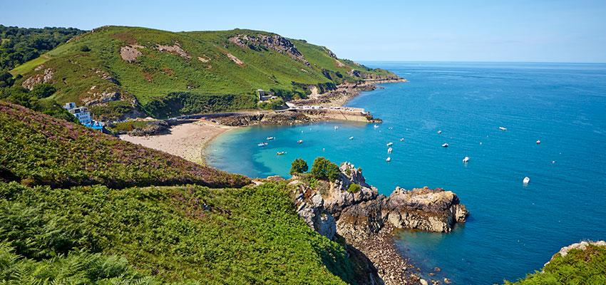 du lịch đảo Guernsey