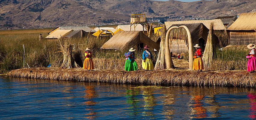 Du lịch tham quan Peru