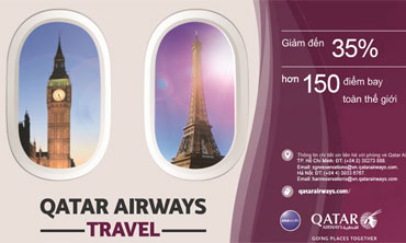 Việt Nam - Qatar Airways