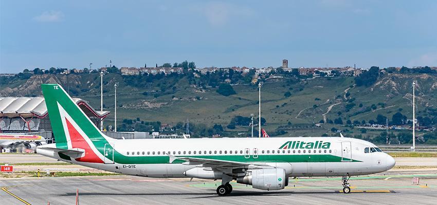 Vé máy bay hãng Alitalia