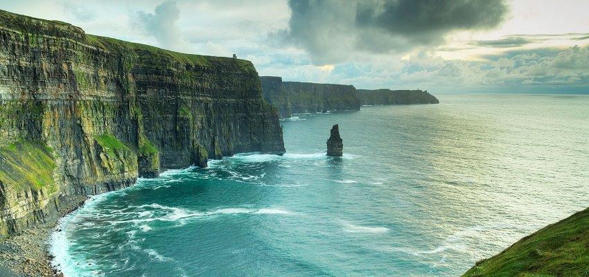 Vé máy bay đi Ireland