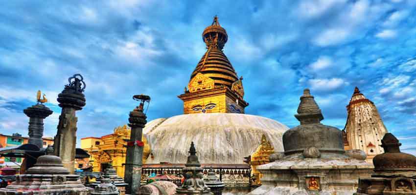 Vé máy bay đi Nepal
