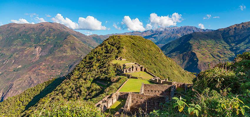 Vé máy bay đi Peru