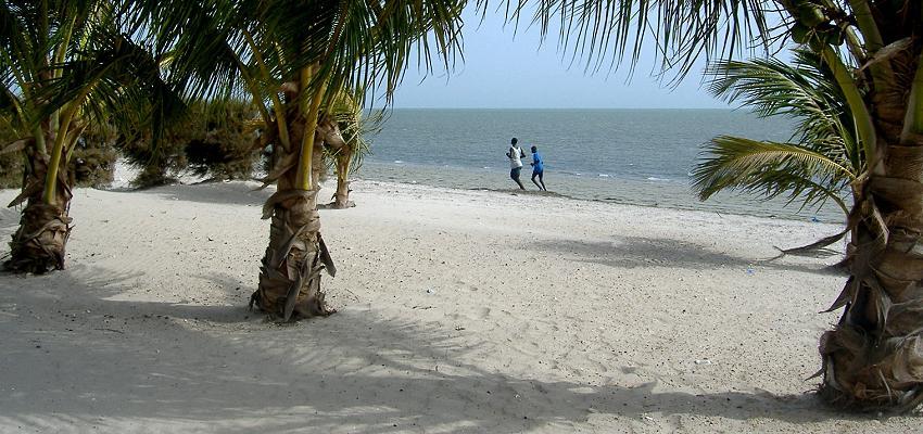Vé máy bay đi Senegal