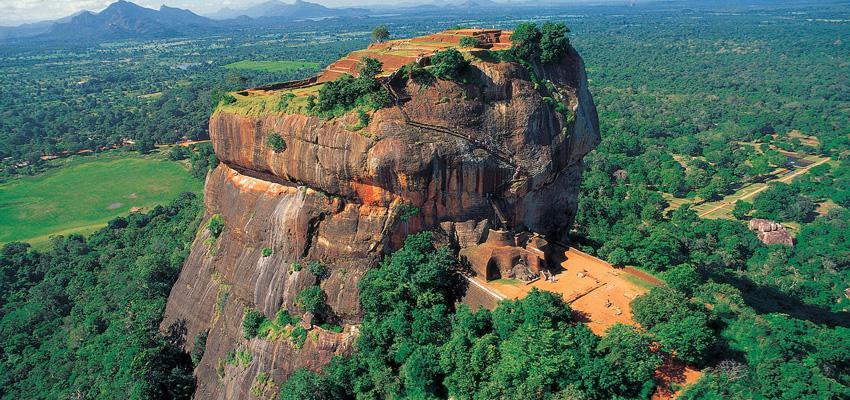 Vé máy bay đi Sri Lanka