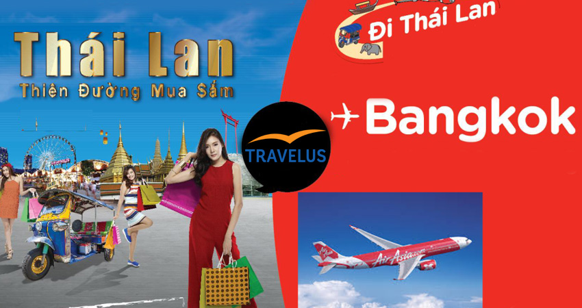Các hãng máy bay đi Thái Lan chọn hãng nào cho đúng?
