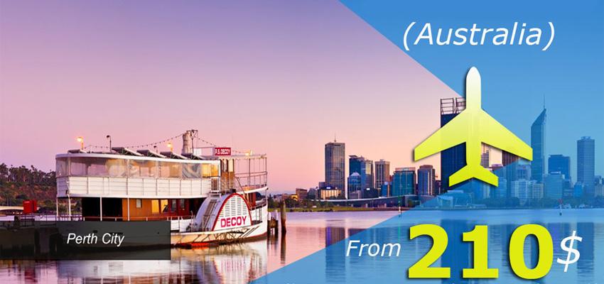 Các hãng máy bay đi Úc từ Việt Nam trên thế giới