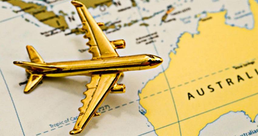 Các hãng hàng không của Úc (Australia) bạn biết chưa
