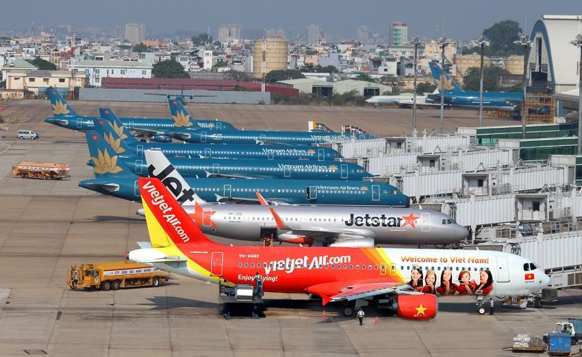 Đi máy bay nên chọn hãng nào Vietnam Airlines, Vietjet hay Jetstar?