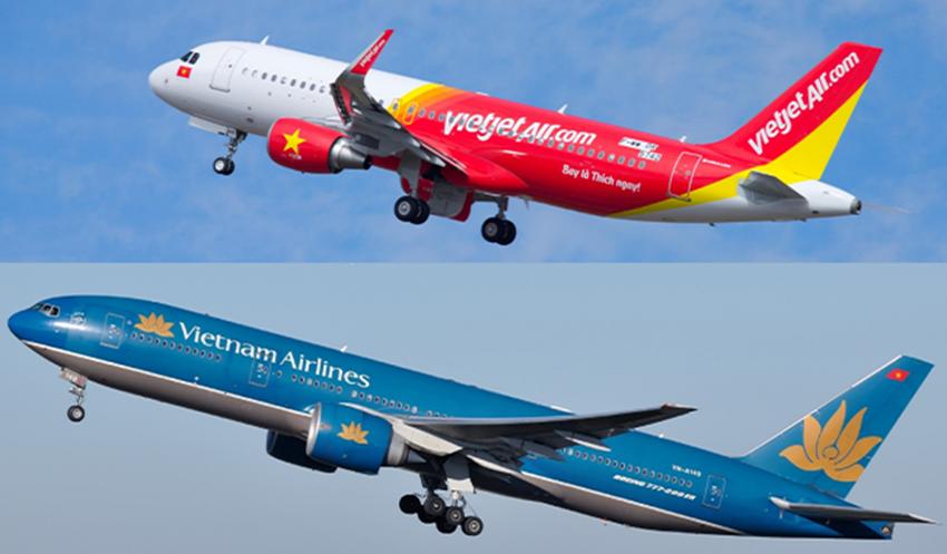 Top 5 tổng hợp các hãng máy bay đi Hàn Quốc
