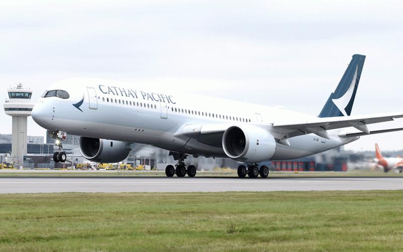Vé máy bay đi Mỹ hãng Cathay Pacific đại lý tại Việt Nam