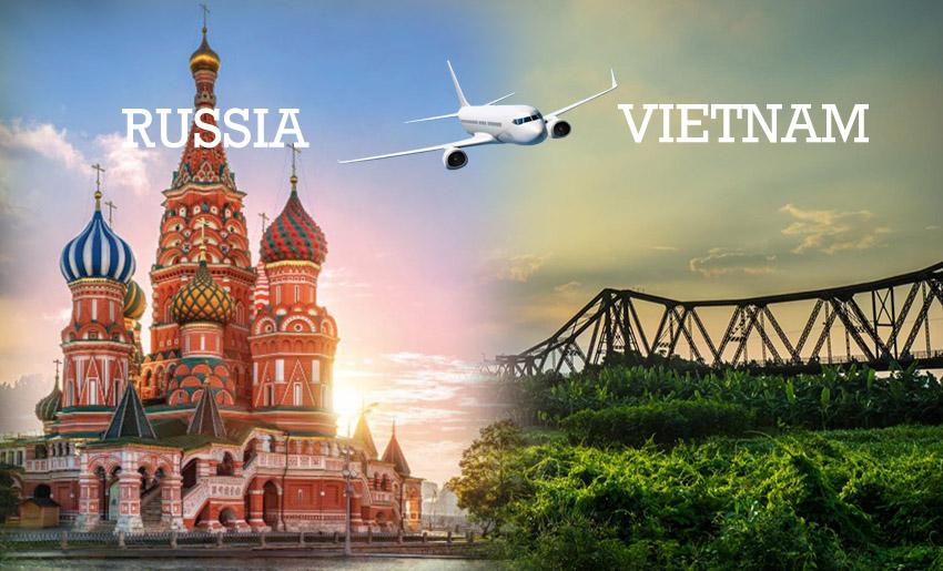 Các chuyến bay từ Nga về Việt Nam mới cập nhật dành cho kiều bào