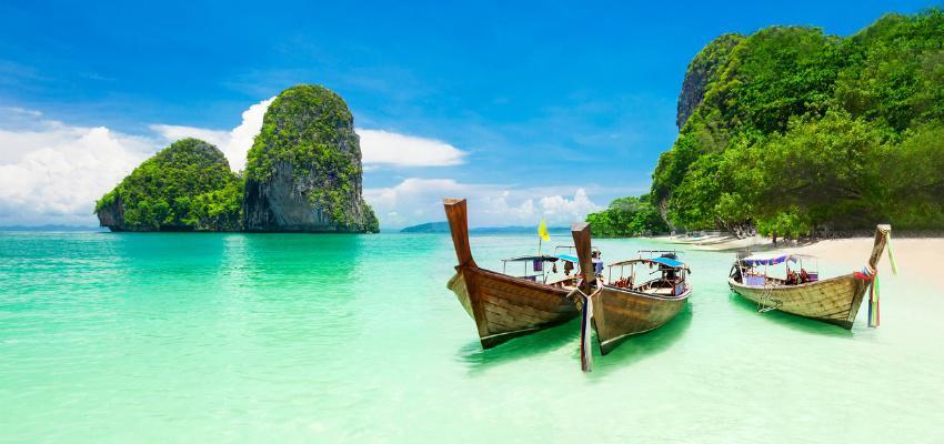 đảo krabi thai lan