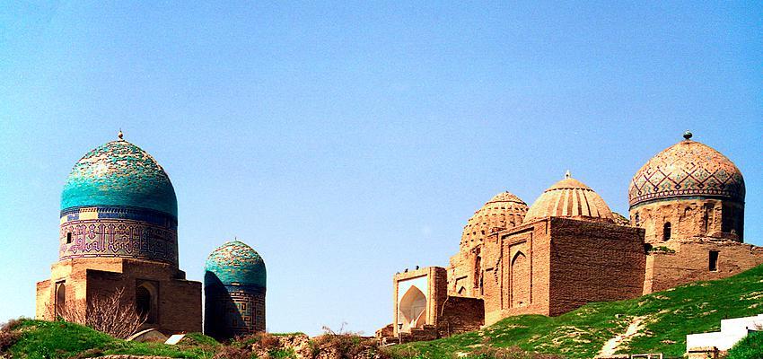 du lịch Uzbekistan