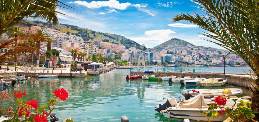 du lịch albania