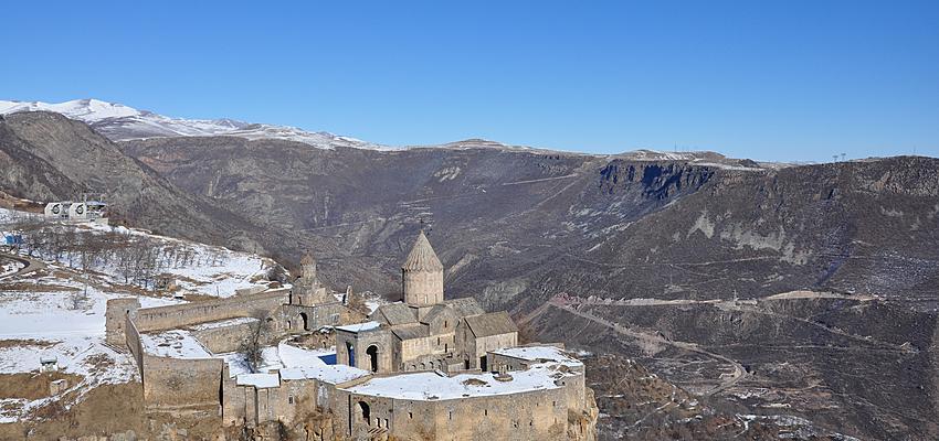 du lịch armenia