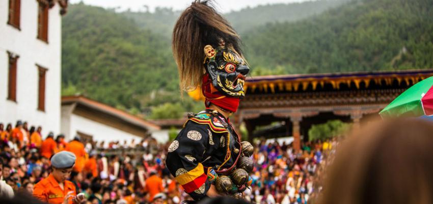 du lich bhutan