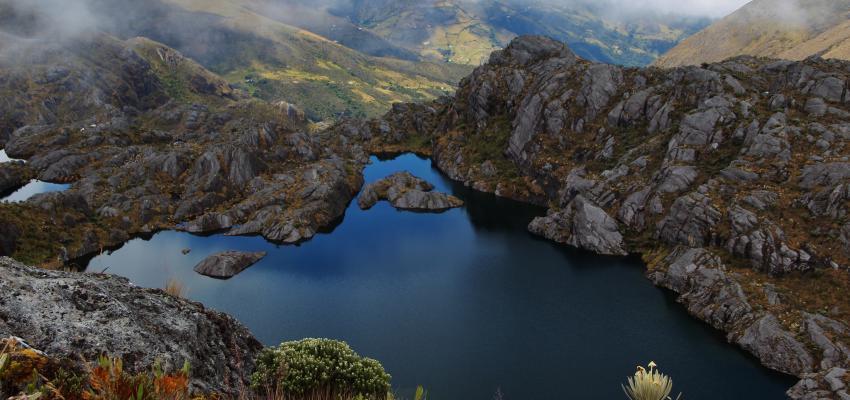 thiên nhiên colombia