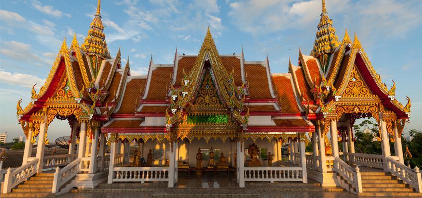 du lịch đến Thái Lan