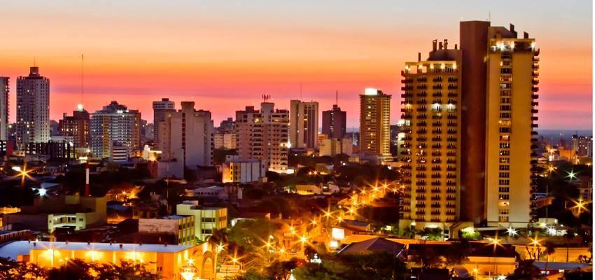 du lịch đến paraguay