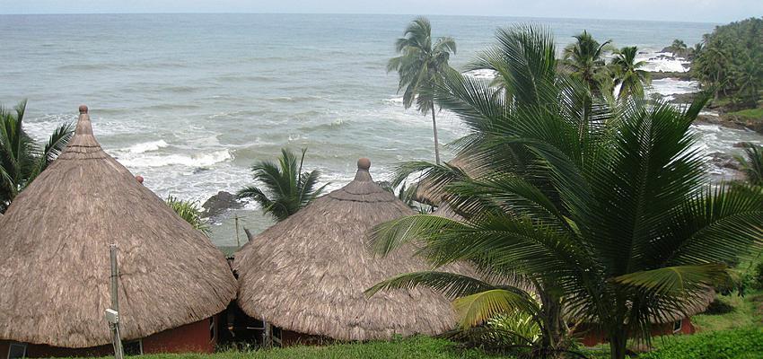 du lịch ghana