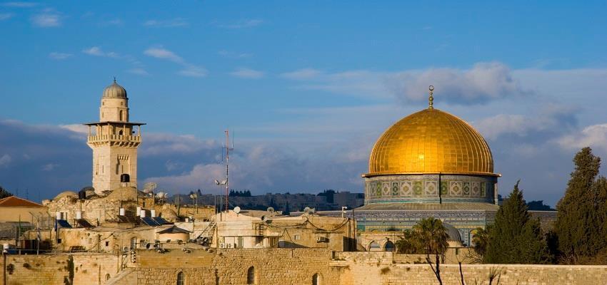 du lịch israel