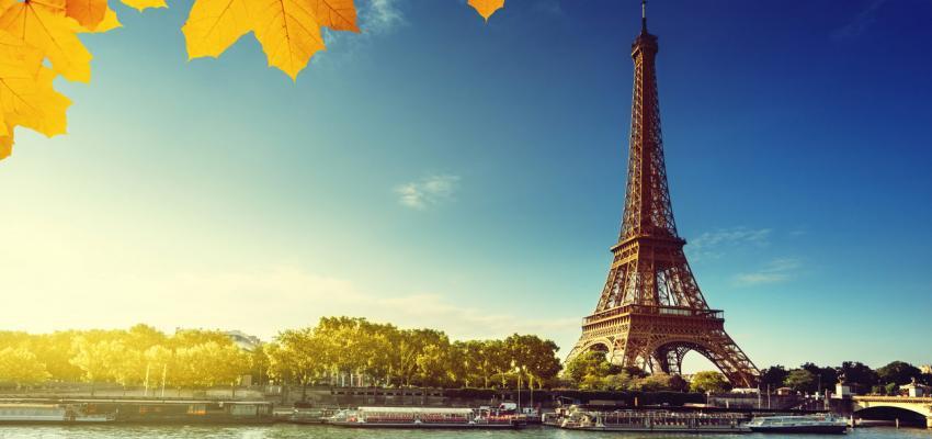 Nước Pháp - đất nước của tình yêu