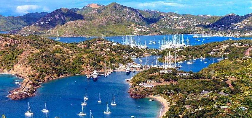 du licjh quoc dao Antigua & Barbuda