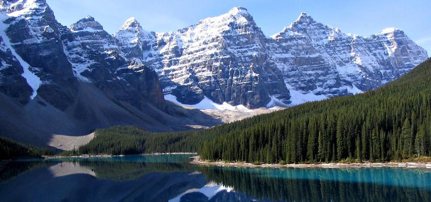 du lịch tới canada