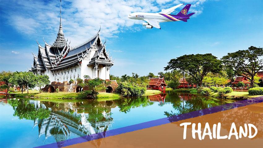 Giá vé máy bay đi Thái Lan bao nhiêu tiền vậy nhỉ?
