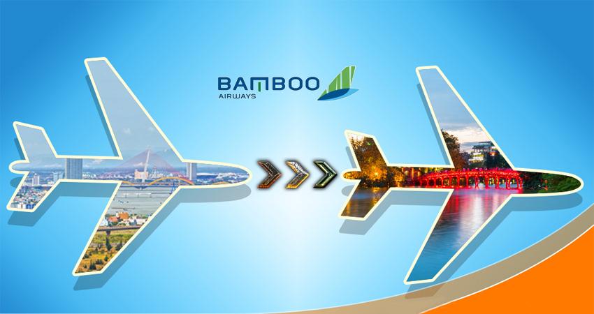 Vé máy bay đi Hà Nội hãng Bamboo Airways bao nhiêu tiền