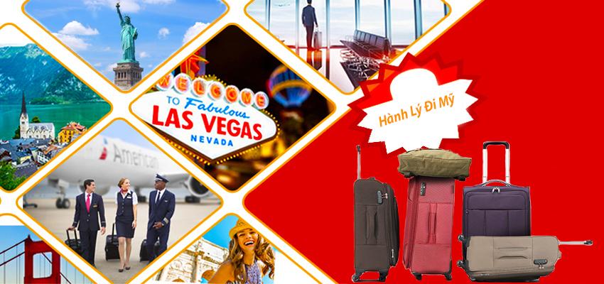 Các quy định về hành lý xách tay và hành lý ký gửi khi đi Mỹ