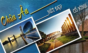 Sài Gòn - Châu Âu