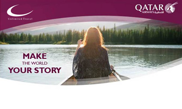 Qatar Airways - Quốc Tế