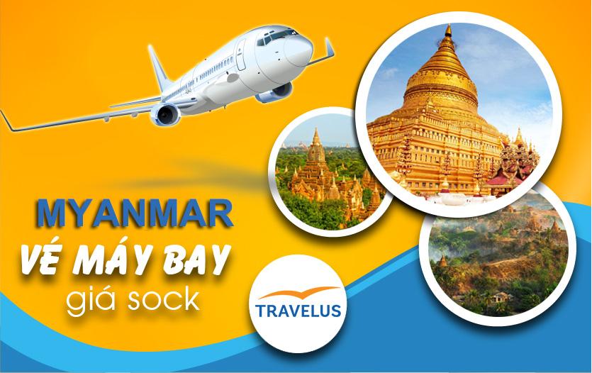 Kinh nghiệm đặt vé máy bay đi Myanmar dành cho tín đồ Phật giáo