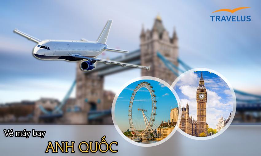 Kinh nghiệm mua vé máy bay giá rẻ đi Anh là điều không thể thiếu
