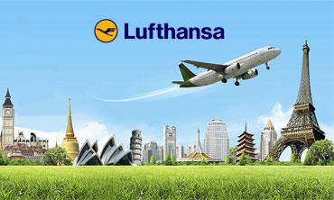 Lufthansa - Châu Âu