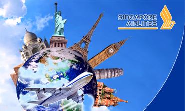 Singapore Airlines - Quốc tế