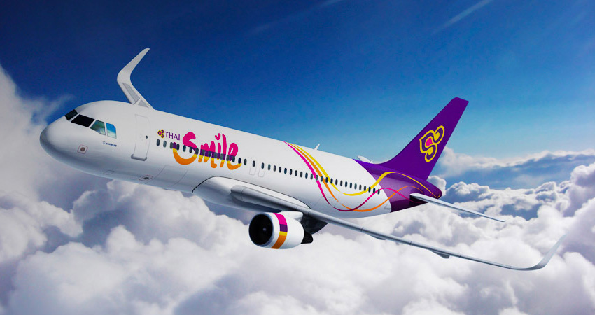 Các hãng hàng không giá rẻ của Thái Lan phù hợp với túi tiền