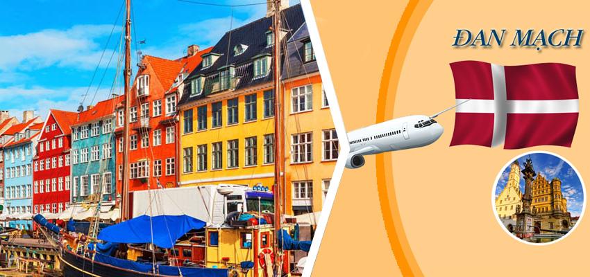 Vé máy bay đi Đan Mạch Vietnam Airlines giá bao nhiêu tiền
