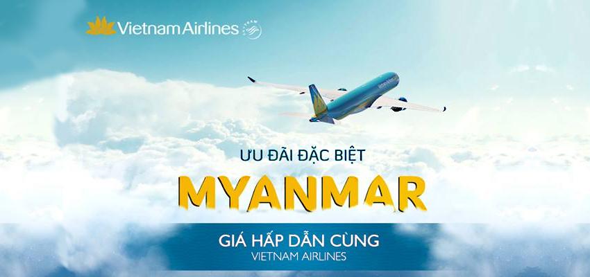 Vé máy bay đi Myanmar bao nhiêu tiền khứ hồi vậy?