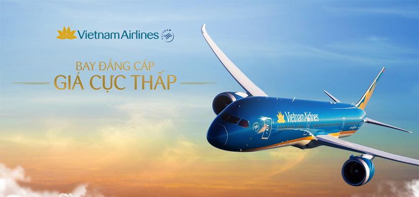 Giá vé máy bay đi Pháp của Vietnam Airlines bao nhiêu