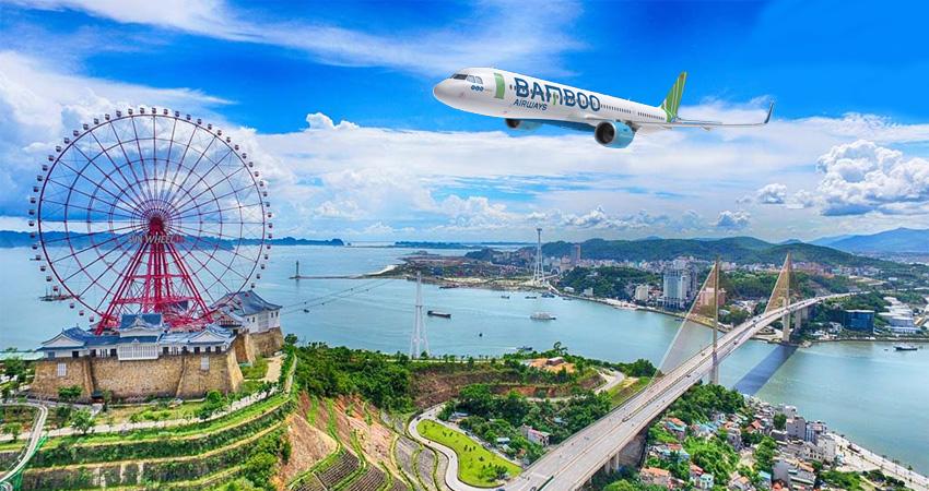 Vé máy bay đi Thanh Hóa hãng Bamboo Airways giá tốt