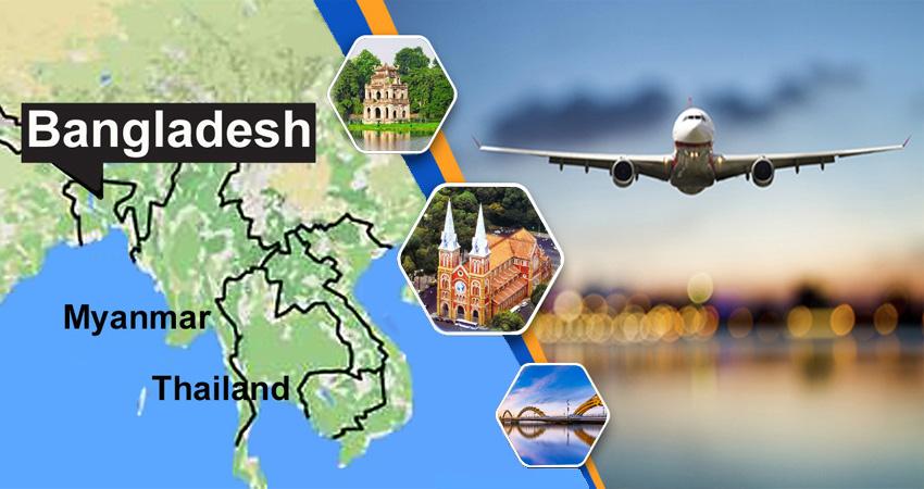 Vé máy bay đi Bangladesh khứ hồi giá bao nhiêu mùa giảm giá