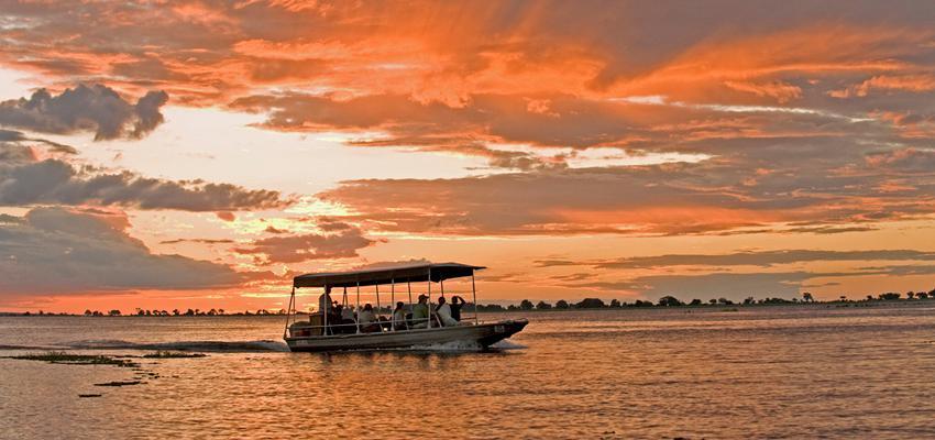 ve may bay di Botswana