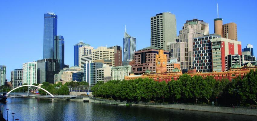 ve may bay den Melbourne
