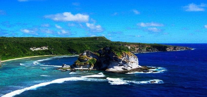 vé máy bay đến quần đảo bắc mariana