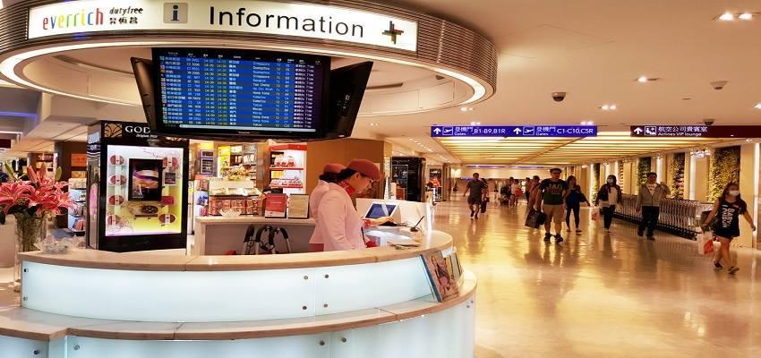 vé máy bay đi Đài Loan
