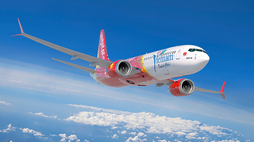 Vé máy bay đi Đài Loan hãng Vietjet Air mới cập nhật
