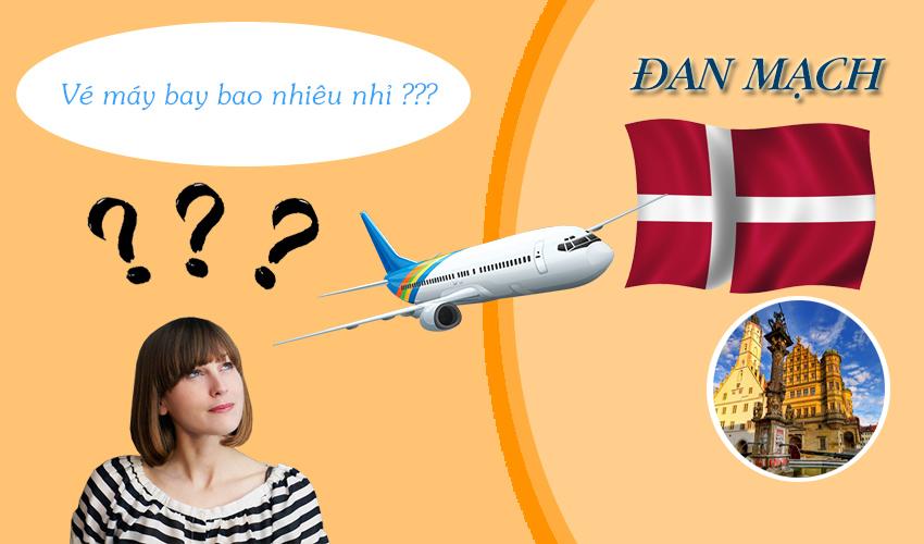 Vé máy bay đi Đan Mạch bao nhiêu tiền? Hãy xem và đặt ngay !